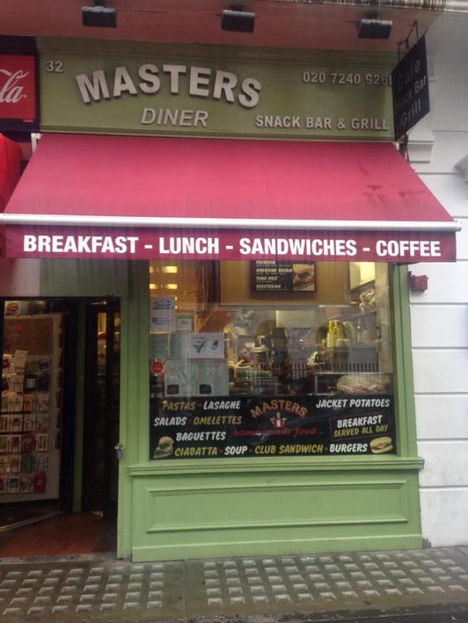 Masters Diner